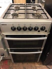 Grey beko gas cooker!