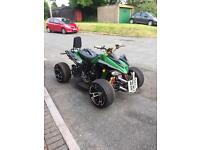 Road Legal Quad 350cc 2010