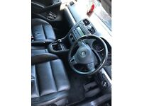 59 plate 2010 registered VW Golf gt 140bhp