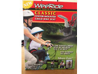 Wee Ride Classic Centre Mounted Child Bike Seat