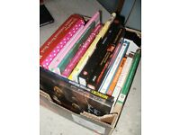 £10 JOB LOT COOKERY BOOKS A JOB LOT of Cookery/Recipe Books. 20 PLUS Books Curries to Cupcakes