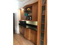 Beautiful maple and granite kitchen