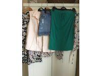 Women's size 12 clothes bundle