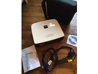 SONY PROJECTOR WITH CASE & ACCESSORIES