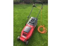 Ransomes Mountfield Princess Rotary Electric Mower