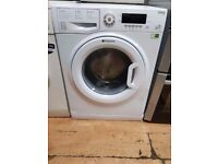 Used, Hotpoint 9 KG Washing Machine With Auto Clean for sale  London