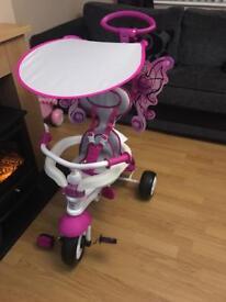 Italtrike butterfly children's bike