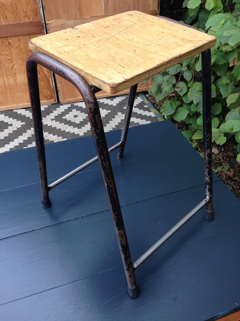 Science lab / vintage stool