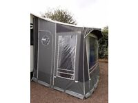 Isabella Minor Porch Awning with CarbonX Fibreglass Frame