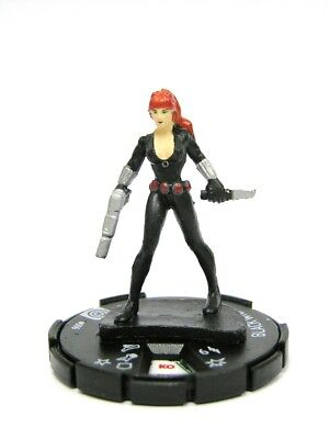 HeroClix Captain America - #006 Black Widow