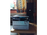 Bush CMC6CD Micro Hi-Fi System with CD, FM Tuner, AUX/MP3 Input Excellent Condition PRICE REDUCED!!!
