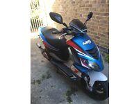 Piaggio NRG moped £550