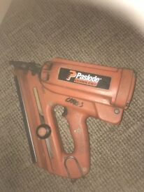 Paslode im350 cordless gas nailer