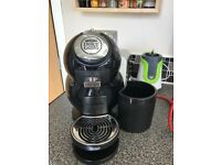 Nearly new dolce gusto coffee machine