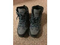 Gelert Hiking Shoes UK6 Used