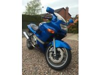 Kawasaki ZZR600, Excellent condition, No faults