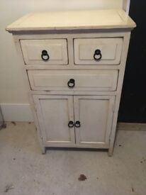 Cream cabinet - perfect upcycle project!!!