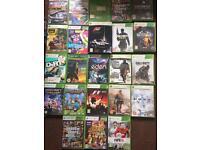 Xbox 360 games-(prices in description)
