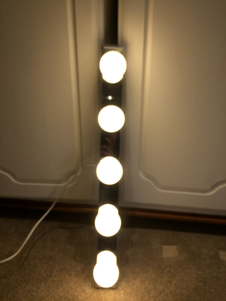 Led Wall Lamp Vanity Lamp Ikea Ledsjo In Fareham