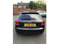 Audi A3 fully loaded s line