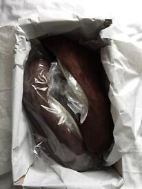 Women's Size 40 (7) Carvela Brown Suede Shoes