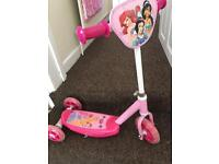 Princess small Scooter