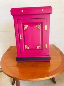 Stylish unique storage cabinet