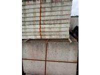 900 x 600 x 63mm paving slab for sale.