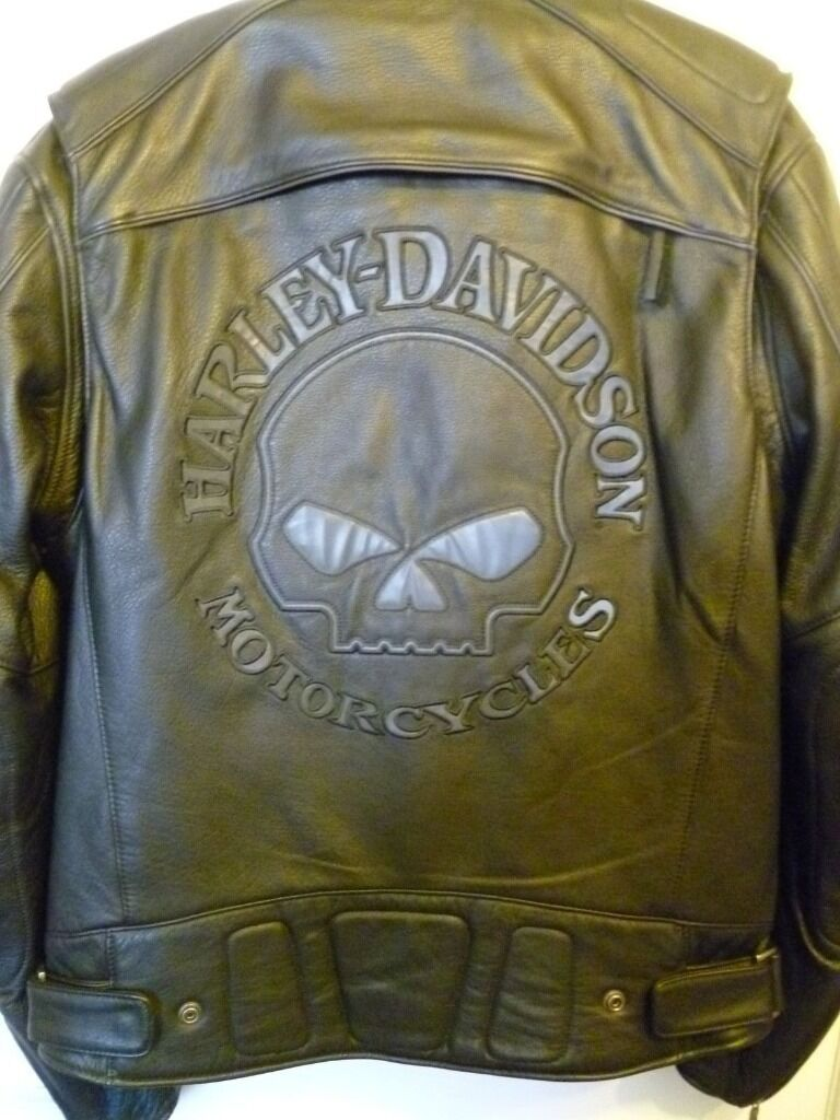 Harley Davidson Jacket Rn Ca