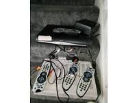 2 sky boxes he and sky plus