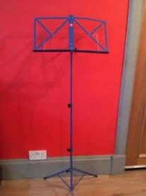 Music stand as new , made by pure tone .