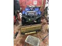 Yamaha grizzly 550 2012 road legal