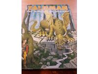 complete 1st edition Games Workshop Talisman board game + 24 metal miniatures
