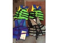 Life jackets, adult size