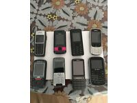 FEW MOBILS PHONE SALE