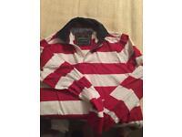 Men's Hawick long sleeve rugby top
