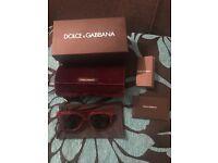 D&G ladies sunglasses