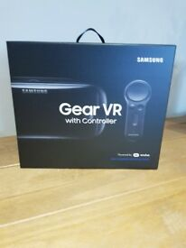 Samsung Gear VR with controller *BRAND NEW SEALED IN BOX*