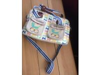 Pink lining change bag yummy mummy *collection only*