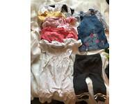9-12 month baby girl bundle