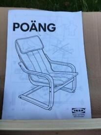 Chair from Ikea for child