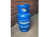 7kg gas bottle