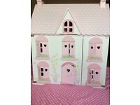 ELC Rosebud Cottage with Accessory