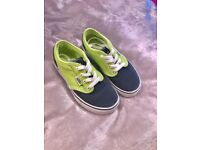 Vans shoes (size 12)