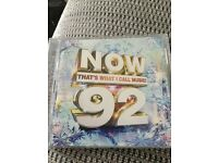 Now that's what I call music 92