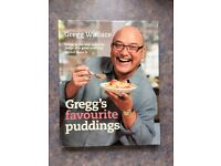 Gregg's Favourite Puddings - Gregg Wallace Cookbook