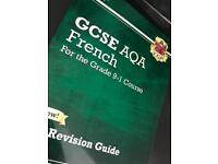 GCSE French (9-1) CGP Revision Guide for AQA GCSE