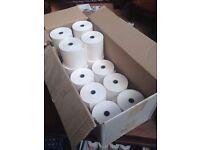 114 Paper Till Rolls FREE