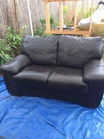 Great condition leather suite (2-3 seaters)