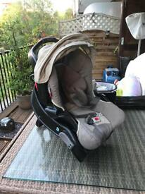 Graco Junior baby car seat